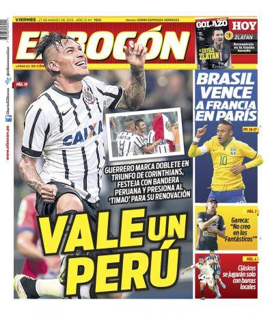 Diario Bocon Centro en PerúQuiosco