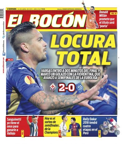 Diario Bocon Norte en PerúQuiosco