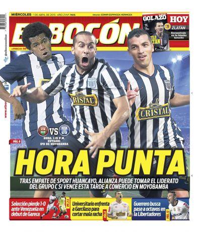Diario Bocon Sur en PerúQuiosco