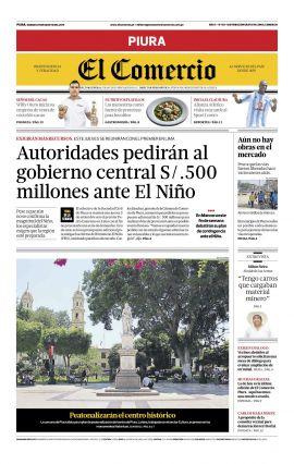 El Comercio Piura en PerúQuiosco