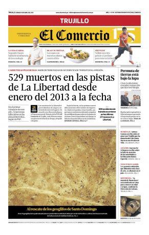 El Comercio Trujillo en PerúQuiosco