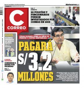Diario Correo Chimbote en PerúQuiosco