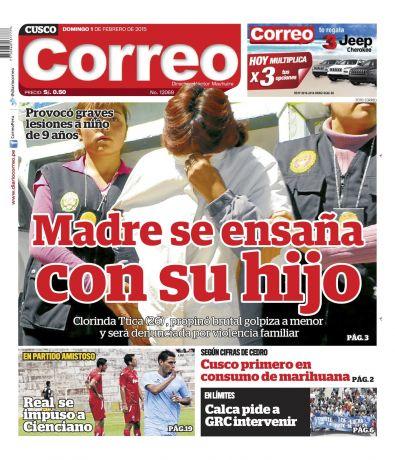 Diario Correo Cusco en PerúQuiosco