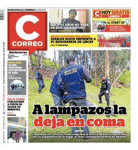 Diario Correo Huancavelica en PerúQuiosco