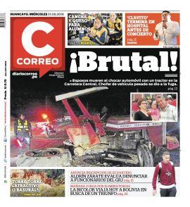 Diario Correo Huancayo en PerúQuiosco