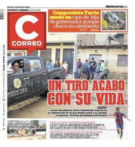 Diario Correo Huanuco en PerúQuiosco
