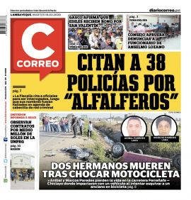 Diario Correo Lambayeque en PerúQuiosco