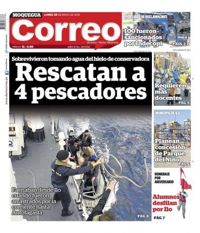 Diario Correo Moquegua en PerúQuiosco