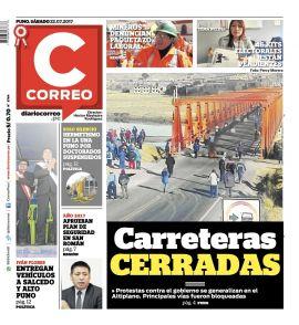 Diario Correo Puno en PerúQuiosco