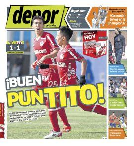 Depor Centro en PerúQuiosco