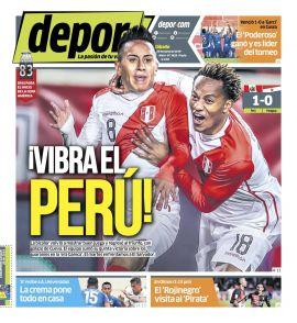 Depor Sur en PerúQuiosco