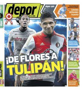 Diario Depor en PerúQuiosco