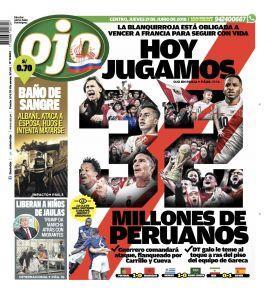 Diario Ojo Centro en PerúQuiosco