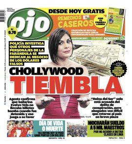 Diario Ojo Sur en PerúQuiosco