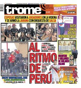 Trome Huanuco en PerúQuiosco