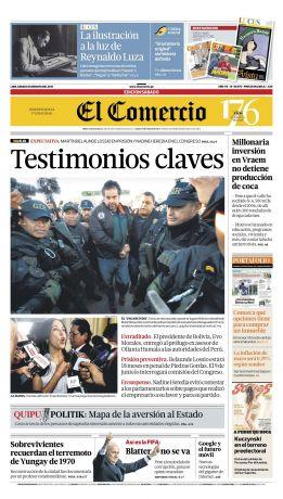 Diario El Comercio