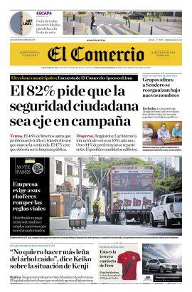 Diario El Comercio en PerúQuiosco