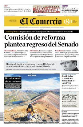 DIARIO EL COMERCIO - PERÚ