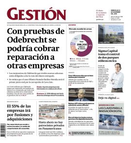 Diario GestiÓn en PerúQuiosco