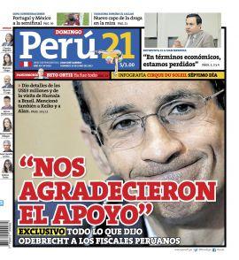 DIARIO PERÚ 21 - PERÚ