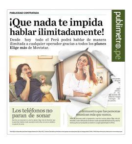Diario Publimetro en PerúQuiosco