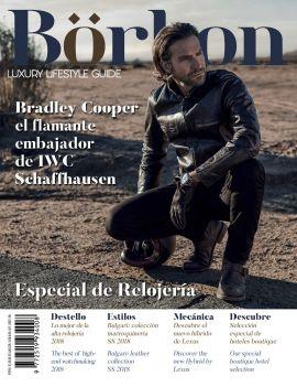 Revista BÖrbon en PerúQuiosco