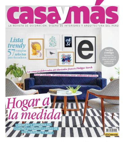 Revista Casa Y Mas en PerúQuiosco