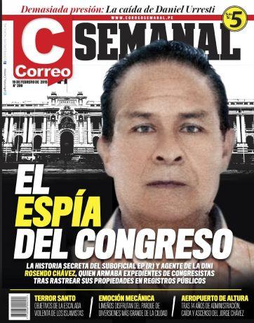 Revista Correo en PerúQuiosco