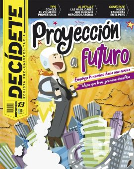 Revista Decidete en PerúQuiosco