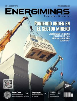 Revista Energiminas en PerúQuiosco