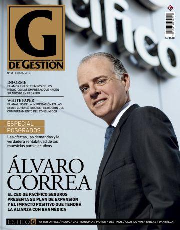 Revista Gestion en PerúQuiosco