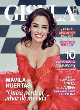Revista Gisela en PerúQuiosco