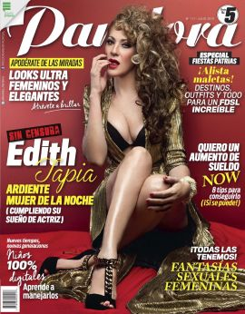Revista Pandora en PerúQuiosco