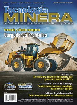 Revista Tecnología Minera en PerúQuiosco