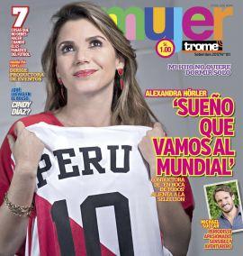 Trome Mas Mujer en PerúQuiosco