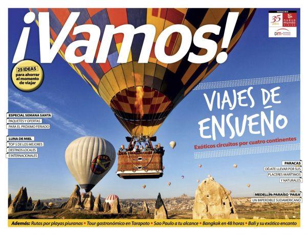 Revista Vamos en PerúQuiosco