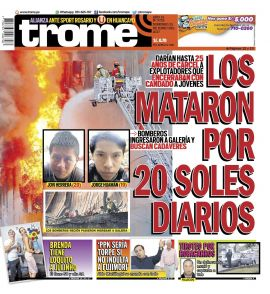 DIARIO TROME - PERÚ
